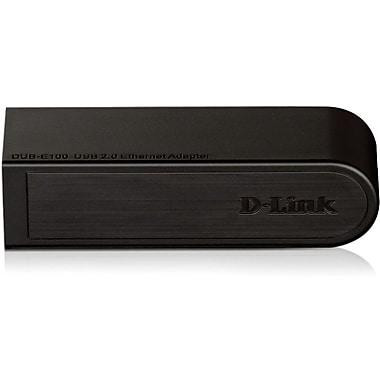 D-Link® DUB-E100 Fast Ethernet 10/100 USB 2.0 Ethernet Desktop Adapter