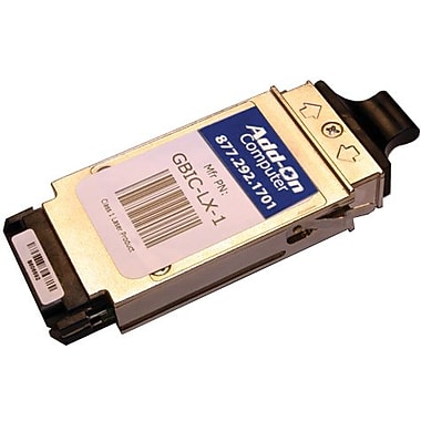 AddOn® Network Upgrades WS-G5486-AA GBIC Transceiver Module For Catalyst 4000, 5000