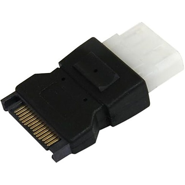STARTECH.COM® Power Cable Adapter, (LP4SATAFM)