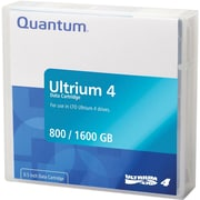 Quantum  MR-L4MQN-01 LTO Ultrium 4 Tape Cartridge, 800 GB (Native)/1.60 TB (Compressed)