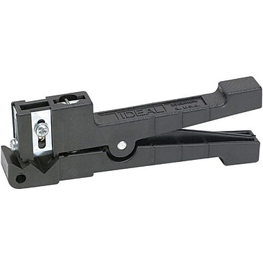 IDEAL® 45-165 Coaxial Stripper, Black