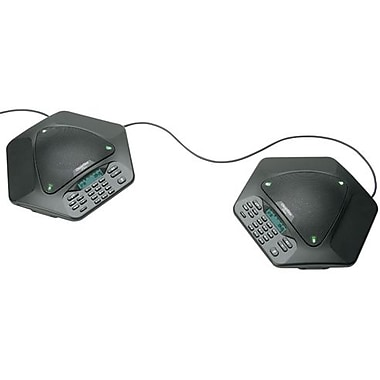 ClearOne® 910-158-500-00 MAXAttach Conference Phone With Two Phones One Base Unit Cables