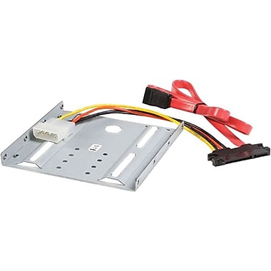 STARTECH.COM® Drive Bay Mounting Kit, (BRACKET25SAT)