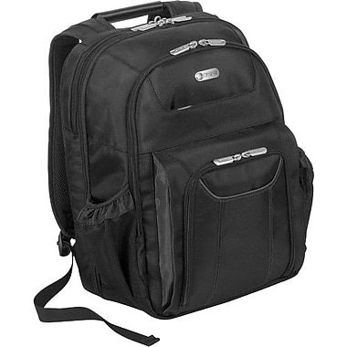 Targus® TBB012US Air Traveler Backpack For 16in. Notebook, Black