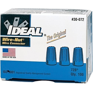 IDEAL® 30-072 Wire-Nut 72B Wire Connector