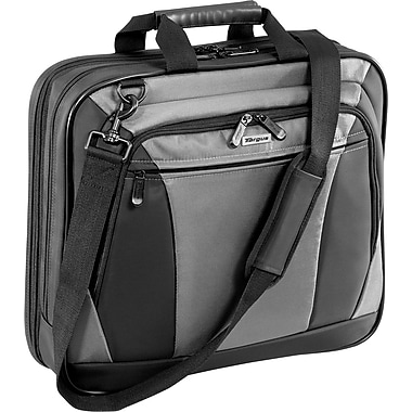 Targus® TBT050US CityLite Laptop Case For 16in. Laptops, Black/Gray