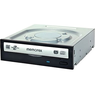 Memorex™ 98240 24x SATA Internal DVD Recorder