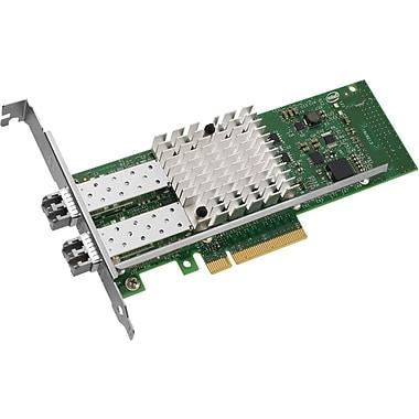 intel® E10G42BFSR Converged Network Adapter, 2 x LC