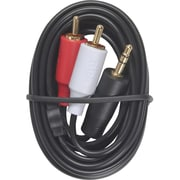 Voxx® RCA AH205N Stereo Audio Cable Adapter