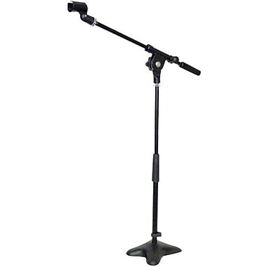 Pyleaudio® PMKS7 Compact Base Microphone Stand, 19' to 26'