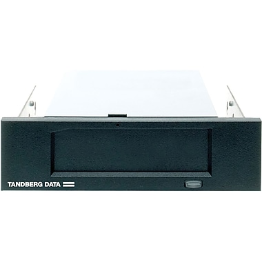 Tandberg Data RDX QuikStor Serial ATA/150 Black Internal Bare Dock With SATA + AccuGuard (8629-RDX)