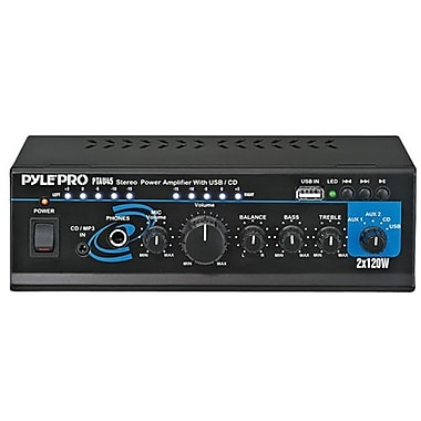 Pyle PTAU45 Power Amplifier, 240 W