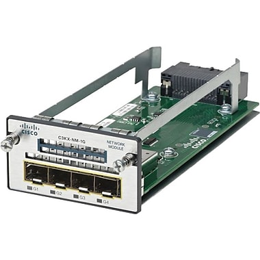Cisco™ C3KX-NM-10G= Cat 3K x 10G Network Expansion Module For Cisco Catalyst 3750-X, 3560-X Series