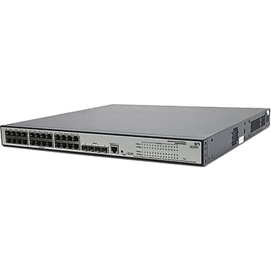 HP  V1910-24G-PoE Layer 3 Switch, 24 Ports