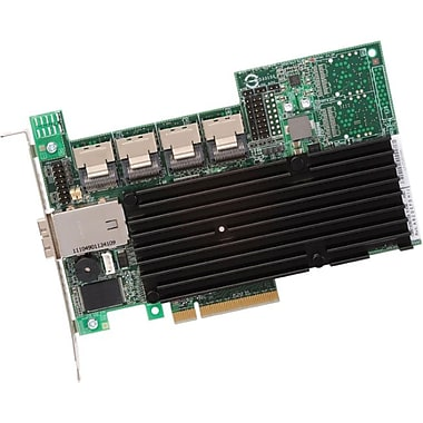 LSI Logic® 4 Port MegaRAID SAS RAID Controller Card (9280-16i4e)