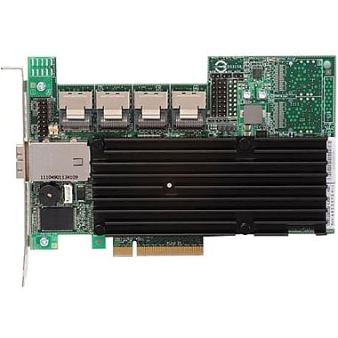 LSI Logic® 4 Port RAID Controller Card (9750-16i4e)