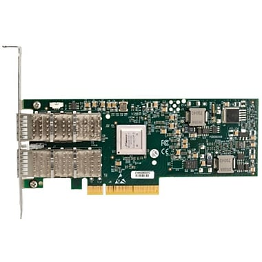 Mellanox® MHQH29C-XTR ConnectX-2 VPI InfiniBand Adapter Card, 2 x SFP