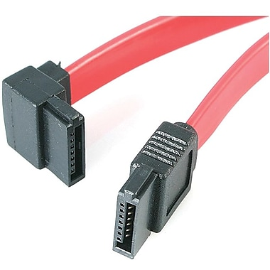 STARTECH.COM® Serial ATA Cable, 12in.(L) (SATA12LA1)