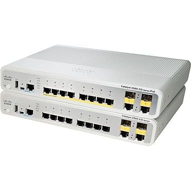 Cisco  WS-C3560CG-8TC-S Catalyst Compact Switch, 10 Ports