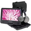 Audiovox® DS9341PK Multimedia Kit With Portable DVD Player 9in. Swivel Screen