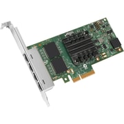 intel® I350T4 Ethernet Server Adapter, 4 x RJ-45