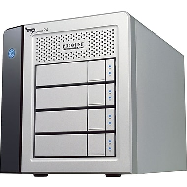 Promise® PR402US Internal Pegasus R4 DAS Hard Drive Array