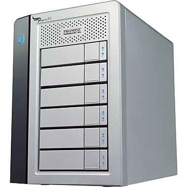 Promise® PR601US Pegasus R6 DAS Internal Hard Drive Array