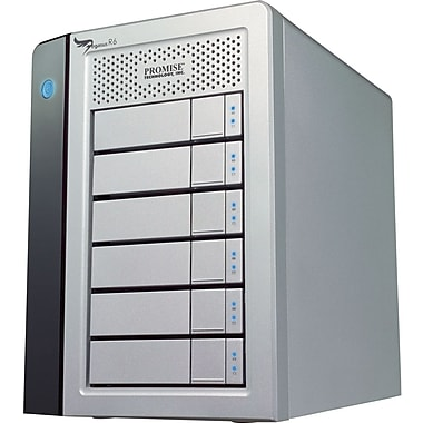 Promise® PR602US Internal Pegasus R6 DAS Hard Drive Array
