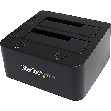 StarTech.com® UNIDOCK3U External HDD Docking Station