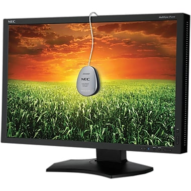 NEC P241W-BK 24in. Desktop Monitor