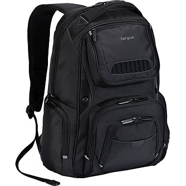 Targus® TSB705US Legend IQ Backpack For 16in. Laptops, Black
