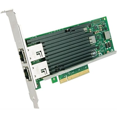 intel® X540T2 Ethernet Converged Network Adapter, 2 x RJ-45