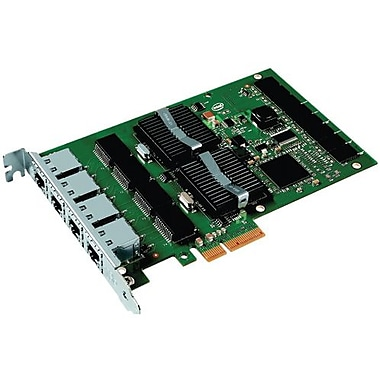 IBM® 39Y6136 Server Adapter, 4 x RJ-45