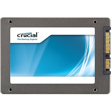 Crucial® Technology M4 Series Solid State Drive, 2 1/2in. SATA Internal, 512 GB