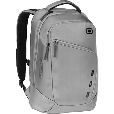 OGIO® 111061.20 Newt II S Backpack For 17in. Notebook, Apple iPad, Tablet, Metallic