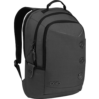 OGIO® 114004.03 Soho Backpack For 17in. Notebook, Apple iPad, Tablet, Black