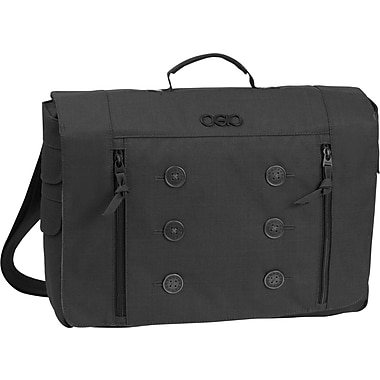 OGIO  114005.03 Mahattan Messenger Carrying Case For 15in. Laptops, Black