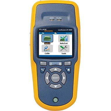 Fluke Networks® LRAT-2000-KIT Extended Test Kit
