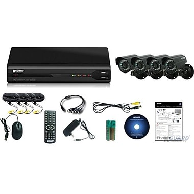 Kguard OT401-4CW134M All-in-One Video Surveillance System