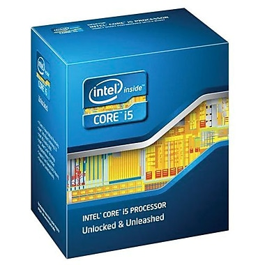 Intel  BX80637I53570 Quad-Core i5-3570 3.4 GHz Processor