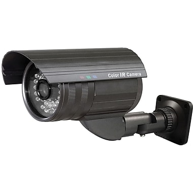 Avue AV762SDIR Wired IR Bullet Camera with Day/Night, Black