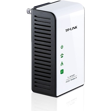 TP-LINK® AV200 Wireless N Powerline Extender