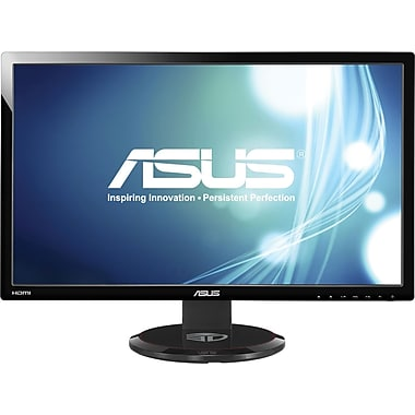 ASUS VG278HE - 3D LCD monitor - 27in.