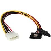 STARTECH.COM® Power Y Cable Adapter, 12(L) (PYO2LP4SATA)