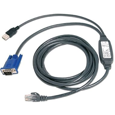 Avocent® AutoView™ USBIAC-15 Integrated Access Cable, 15'