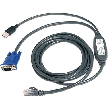 Avocent® AutoView™ USBIAC-10 Integrated Access Cable, 10'
