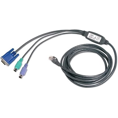 Avocent® AutoView™ PS2IAC-10 Integrated Access Cable, 10'