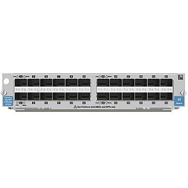 HP® J8706A ProCurve 24 Port Mini-GBIC ZL Expansion Module For HP E5412-96G zl, 5406zl, E5406-48G zl