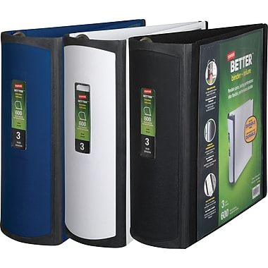 Staples® Better Binders, 3