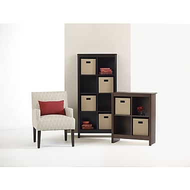 Ameriwood Carson 4- and 8-Cube Storage Organizers